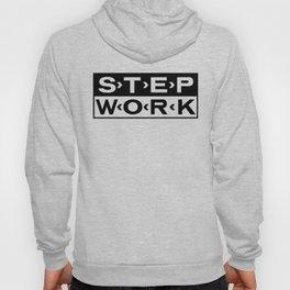STEP WORK Hoody