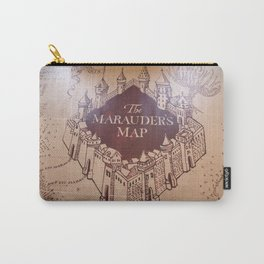 The Marauders Map Carry-All Pouch