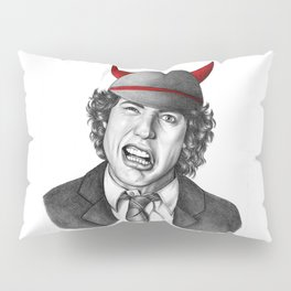 Angus Young Pillow Sham