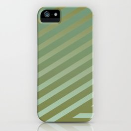 Variation of pattern by grey tones 3 iPhone Case