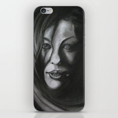 What Have You Done To Me? iPhone & iPod Skin