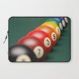 Billiard Gradient Laptop Sleeve