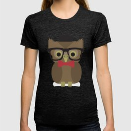 Graduated Owl T-shirt