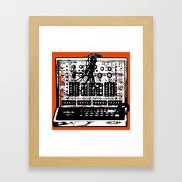 bent rx-17 Framed Art Print