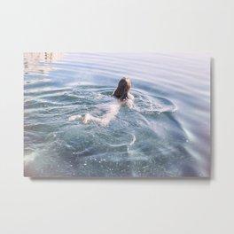Float. 2012 Metal Print