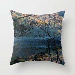 Autumn. Throw Pillow