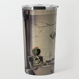 Ever Being, Always Seeing, Never Dying Travel Mug