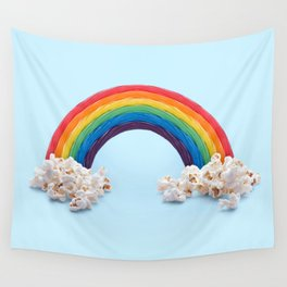CANDY RAINBOW Wall Tapestry