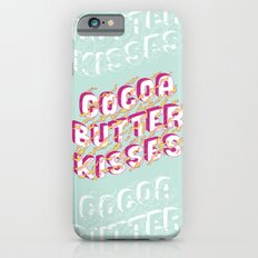 Cocoa Butter Kisses iPhone 6s Slim Case