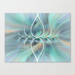 Sigh of Bliss Canvas Print