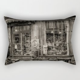 Cafe Laurence Rectangular Pillow