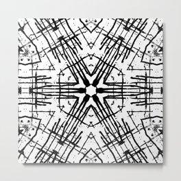 Numic Tribe Metal Print