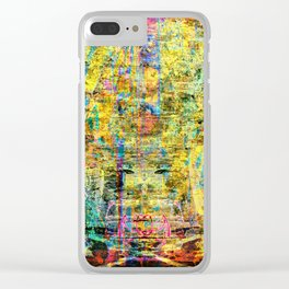 Tantra V Clear iPhone Case