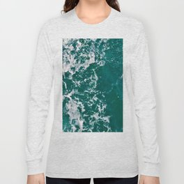 Emerald Waters Long Sleeve T-shirt