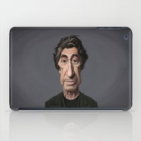 scarface iPad Cases featuring Celebrity Sunday ~ Al Pacino by rob art | illustration