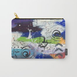 Keep Your Eyes on the Prize Carry-All Pouch