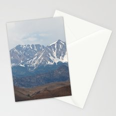 There In The Mountains (Sierra Nevadas, California) Stationery Cards