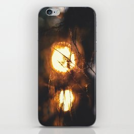 Heart Light iPhone Skin