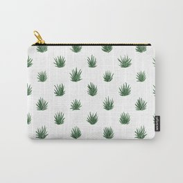 Haworthia Succulents Carry-All Pouch