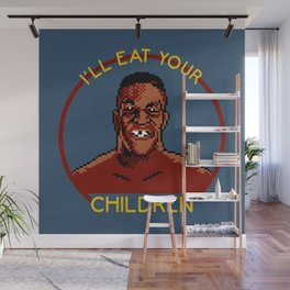 I'll Eat Your Children Wall Mural