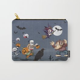 Halloween Night (let's party tonight) Carry-All Pouch