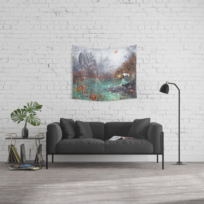 Sanctuary Wall Tapestry