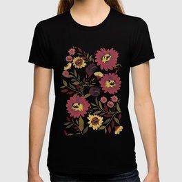 PUGS FLORAL T-shirt