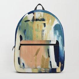 Gyllene Backpack