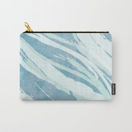 Aqua Waves Anxiety Carry-All Pouch