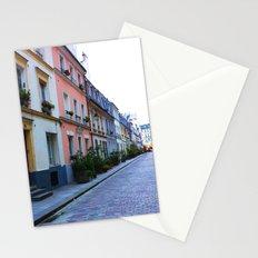 Paris Side Street Stationery Cards