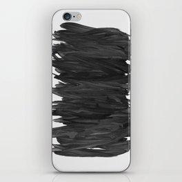 Abstract Minimalism #2 #minimal #ink #decor #art #society6 iPhone Skin