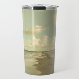Clouds and Sea Travel Mug