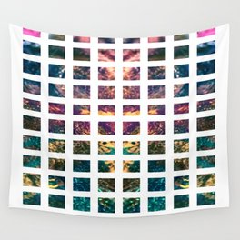 Square Repeat Wall Tapestry