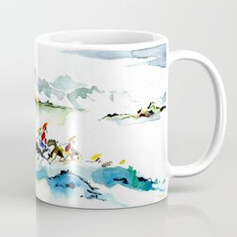Little horses Coffee Mug