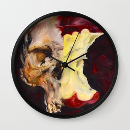 attention to sin Wall Clock