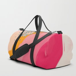 Abstract Line Shades Duffle Bag
