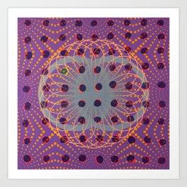 Dot - 3D graphic Art Print