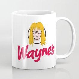 Wayne's Double Coffee Mug