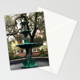 Savannah, Georgia Stationery Cards