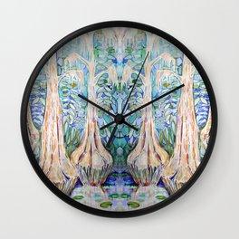Bayou Dream Wall Clock