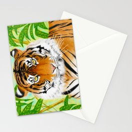 Wild Life - Tiger Stationery Cards
