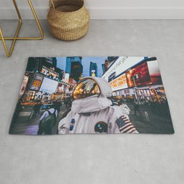 Space At Times Square Rug