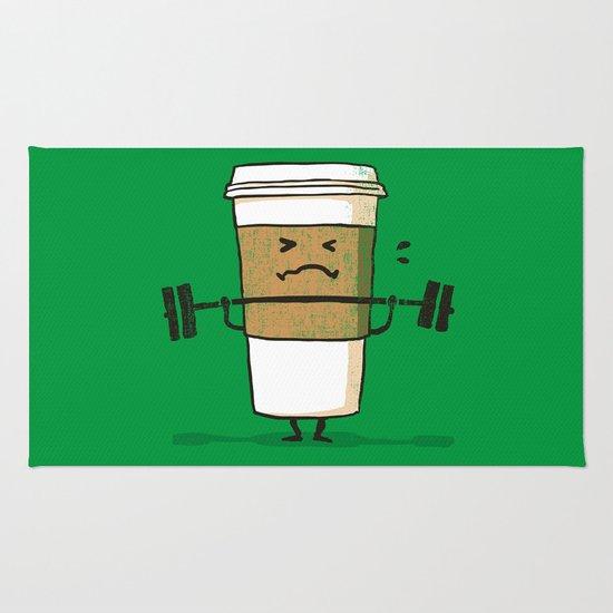 Strong Coffee Rug