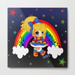 RainbowTastic  Metal Print