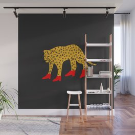 Red Boots Wall Mural