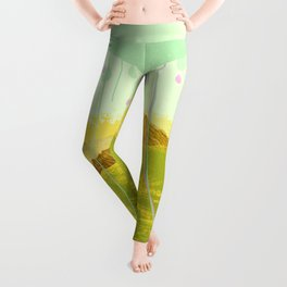 VALLEY CABIN Leggings