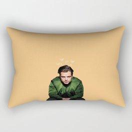 sebastian stan Rectangular Pillow