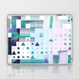 glytchwwt Laptop & iPad Skin