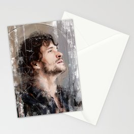 The good fisherman Stationery Cards