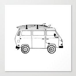 Adventure Mobile Canvas Print
